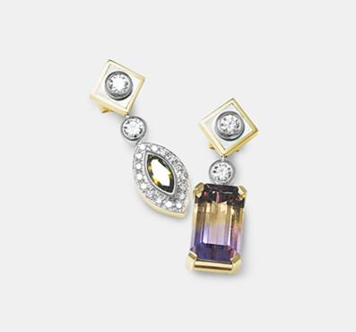 OddStock earrings